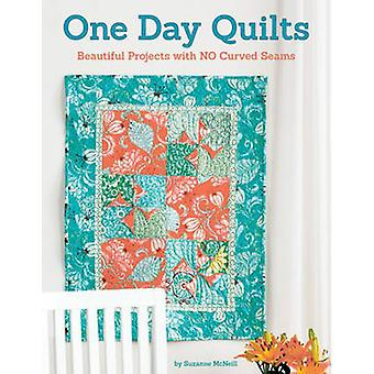 One Day Quilts by Suzanne McNeill - 9781574217292 Book