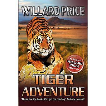 Tiger eventyr av Willard pris - 9781782950196 bok