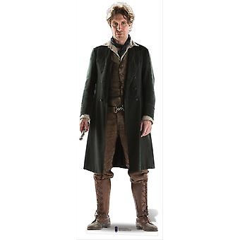 The 8th Doctor Lifesize Cardboard Cutout / Standee - Paul McGann Doctor Who 50th Anniversary Special