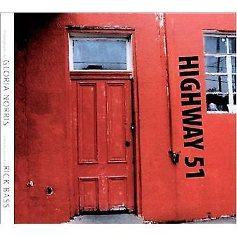 Huvudväg 51 - Mississippi Hill Country av Gloria Norris - Rick bas - 9