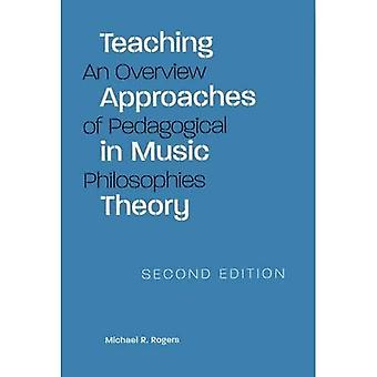 Teaching Approaches in Music Theory: An Overview of Pedagogical Philosophies