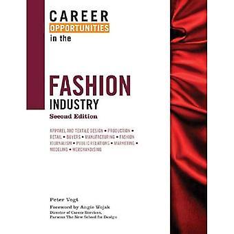 Karriärmöjligheter inom modebranschen (karriärmöjligheter)