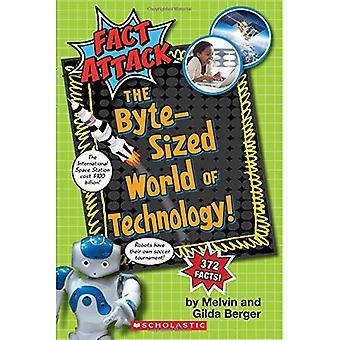 Il mondo dimensioni di un Byte di tecnologia (fatto attacco #2) (attacco di fatto)