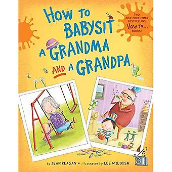 Hur du barnvakt en mormor och en morfar
