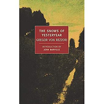 The Snows of Yesteryear (New York Review Books Classics)