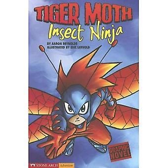 Tiger Moth, insekt Ninja (grafisk gnister grafiske romaner)