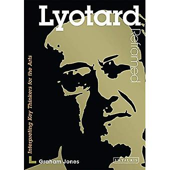 Lyotard recadré: Interprétation des principaux penseurs des Arts (penseurs contemporains recadrés): un Guide pour les Arts...
