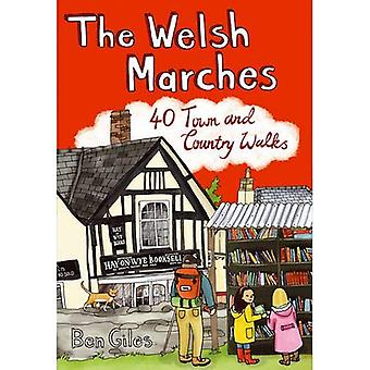 The Welsh Marches: 40 Town and Country Walks (Pocket Mountains)