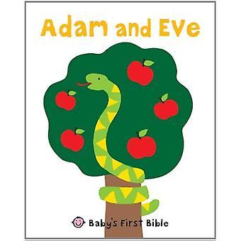 Adam en Eva (Baby's eerste Bijbel)