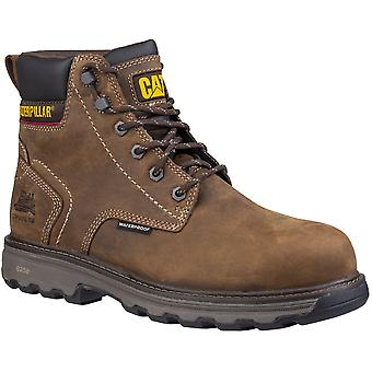 Caterpillar Mens Precision Lace Up Ankle Work Boots