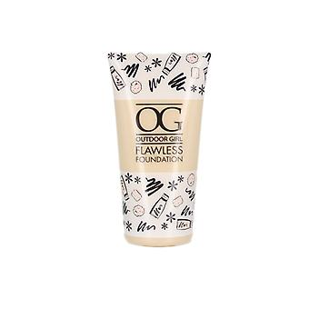 Outdoor Girl Flawless Foundation 30ml ~ Buff
