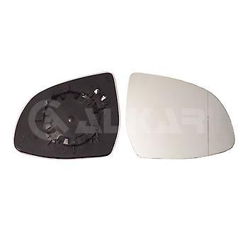 Rechter bestuurderszijde spiegelglas (verwarmd) & houder voor BMW x3 2014-2019