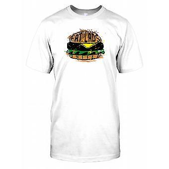 Fat lads United-roliga barn T-shirt