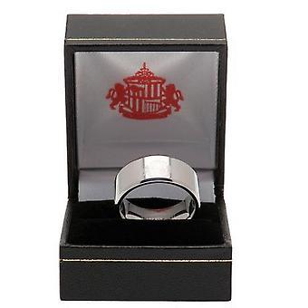Sunderland AFC Band Ring