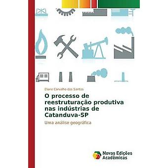O processo de reestruturao produtiva nas indstrias de CatanduvaSP by Carvalho dos Santos Eliane