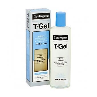 Neutrogena T/Gel2In1 shampoo/hoito aine 250Ml