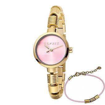 Esprit ES1L017M0055 Shay Pink Gold Women's Watch