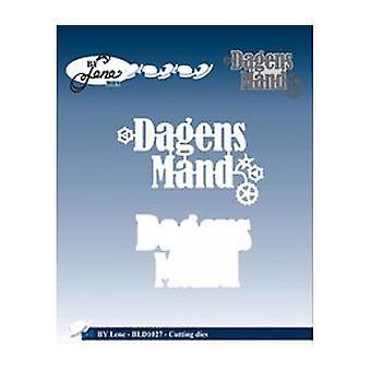 By Lene Metal Dies Danish Text - Dagens Mand