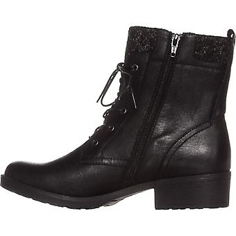 Bare Traps Womens Onnabeth Closed Toe Ankle Combat Boots