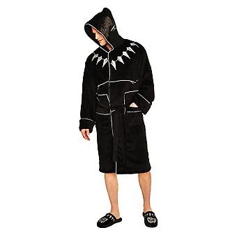 Marvel Black Panther Dressing Gown  - ONE SIZE