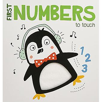 First concepts to touch - 123 by Yoyo Books - 9789463602747 Book