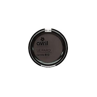 Avril Cerified Organic Eyebrow shadow  - Châtain clair