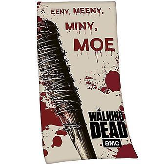 The Walking Dead Lucille Eeny Meeny Towel