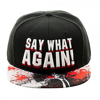Baseball Cap - Miramax - Pulp Fiction Say What Again! New sb45ybmrx