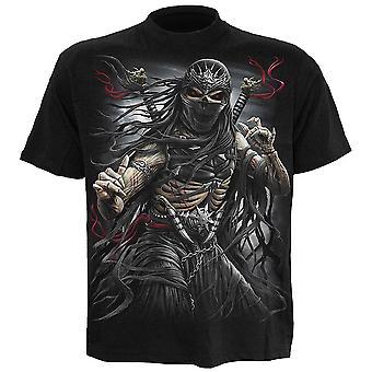 Spiral - ninja assassin - kids t-shirt