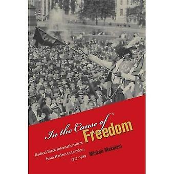 Na causa da liberdade: o internacionalismo negro radical do Harlem para Londres, 1917-1939