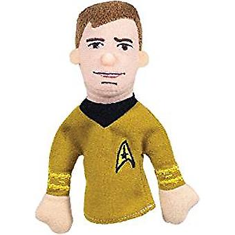 Finger Puppet - UPG - Star Trek Captain Kirk Magnetic Personality New 4550