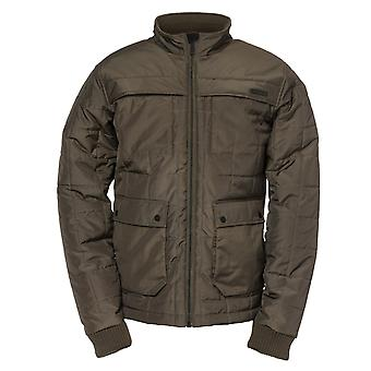 Caterpillar Mens Terrain Jacket Moss