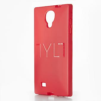 Tylt SQRD Protective Case for Samsung Galaxy S4 - Red