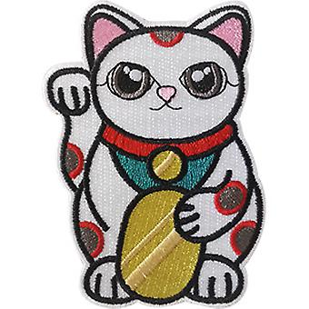 Patch - Cats - Good Fortune Icon-On p-dsx-4672