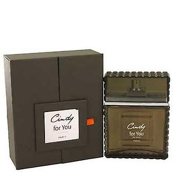Cindy voor u door Cindy C. Eau de parfum spray 3 oz (mannen) V728-538500