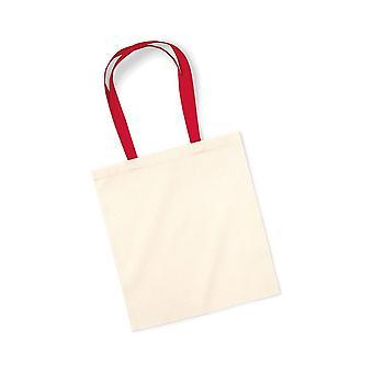 Westford Mill kontrast håndtag taske til livet