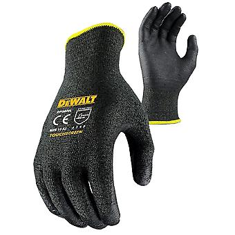 Dewalt Mens DPG800L Palm Grip Touchscreen Work Gloves