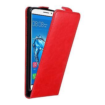 Cadorabo gevaldekking voor Huawei NOVA PLUS gevaldekking-telefoon geval in flip design met magnetische clasp-Case cover geval geval geval boek vouwen stijl