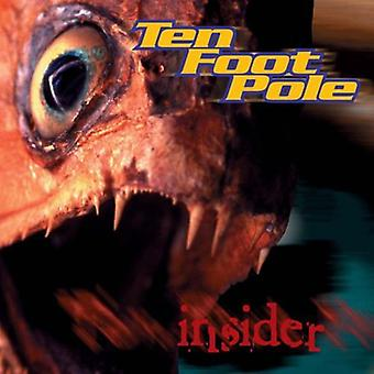 Ten Foot Pole - Insider [CD] USA import