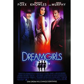 Dream Girls (Double Sided International) Original Cinema Poster