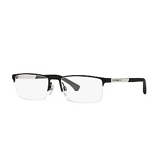 Emporio Armani EA1041 3094 Black Rubber Glasses
