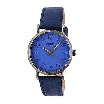 Crayo Pride Unisex Watch - Navy