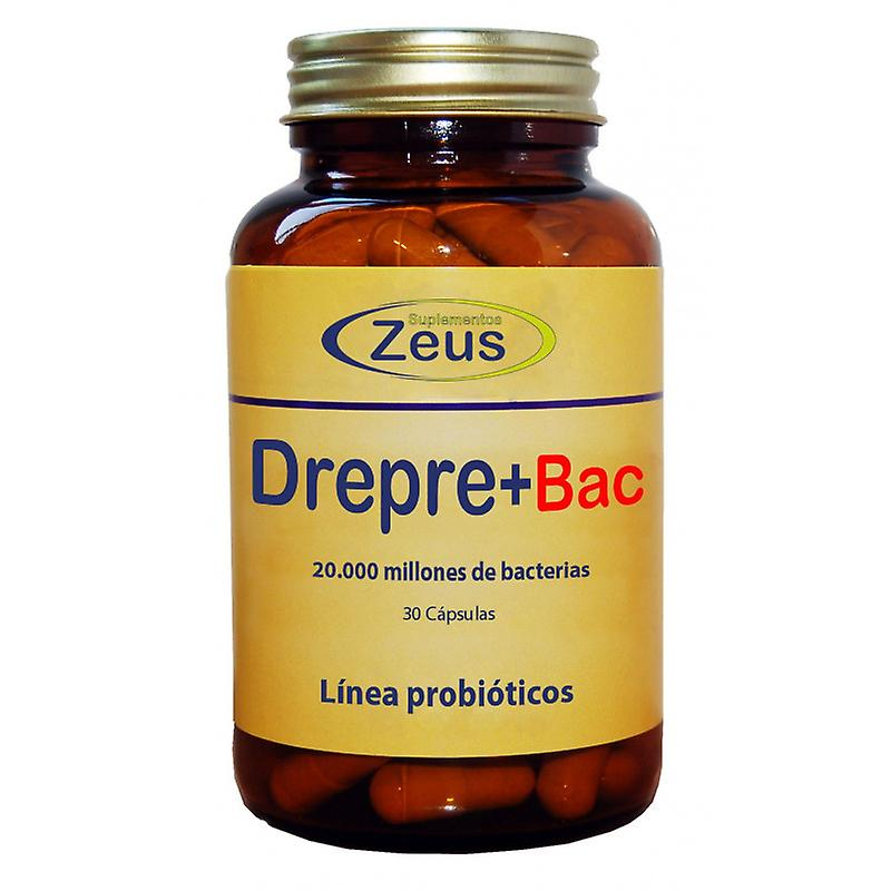 Zeus Depre Bac 30 Cápsulas