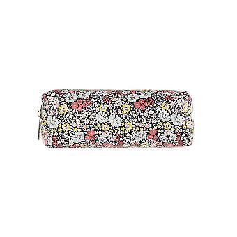 Jewelcity Dámske/dámy ditsy Doris kvetinová ceruzka puzdro/makeup taška