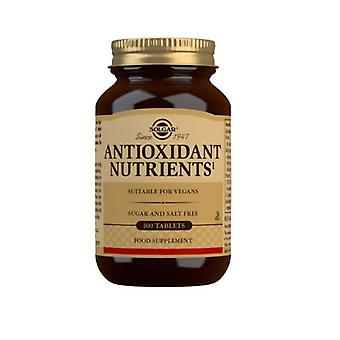 Solgar Antioxidant Nutrient Tablets 100 (116)