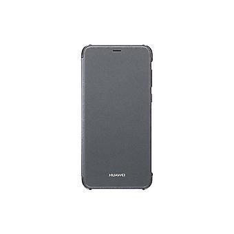 Huawei P Smart 2018 Flip Cover Black Case - Huawei