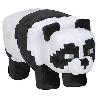 Minecraft, animale ripieno / ripieno Giocattolo-Panda (25 cm)
