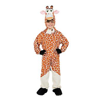 Childrens Giraffe Fancy Dress Costume (5-6 Years)