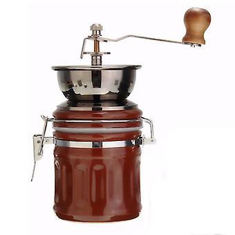 Handmatige keramische koffiemolen
