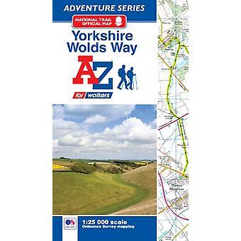 Yorkshire Wolds Way Adventure Atlas